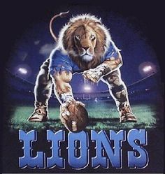 Way to go Lions
