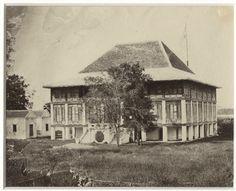 The British Consulate & Residence of 1895 BKK - info about Thailand and Koh Samui: http://islandinfokohsamui.com/