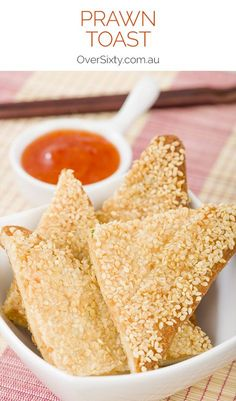 Prawn Toast Recipe - why order takeaway Chinese when you can make your own authentic prawn toast?