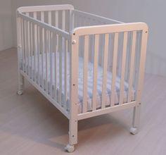 Cuna de bebe lacada blanco Blasi Bed basic [130B 00] | 139,95€ : La tienda online para tu peke | tienda bebe pekebuba.com