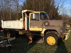 1978 Ford L-8000 for sale by owner on Heavy Equipment Registry  http://www.heavyequipmentregistry.com/heavy-equipment/16930.htm