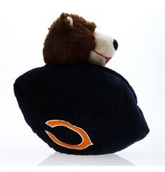 Chicago Bears Novelties on Pinterest | Chicago Bears, Plush Dolls ...