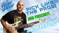 "Pick Like the Pros! John Frusciante ""Snow Hey Oh"""