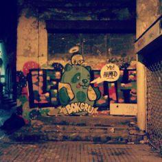 Yo, Ahmed! #grafitti #istanbul