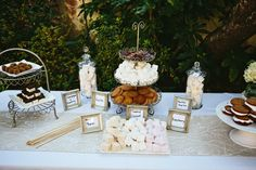 Classic Haypenny S'more Buffet