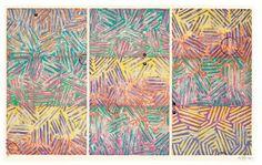 Jasper Johns - Usuyuki (ULAE 227), 1982,... on MutualArt.com