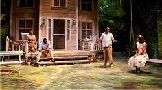 All My Sons at Talawa Theatre Company.