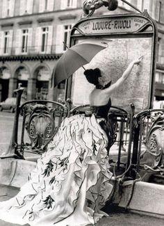 Glamorous in Paris