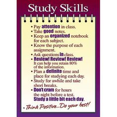 Enterprises Study Skills ARGUS® Poster College Study Skills and Tips--works for middle school, too!College Study Skills and Tips--works for middle school, too! College Hacks, College Fun, College Students, Study College, College Basketball, Homework College, Espn College, College Success, London College