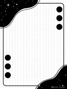 No hay ninguna descripción de la foto disponible. Bullet Journal Digital, Bullet Journal School, Bullet Journal Lettering Ideas, Bullet Journal Ideas Pages, Paper Background Design, Background Powerpoint, Printable Scrapbook Paper, Photo Collage Template, Instagram Frame