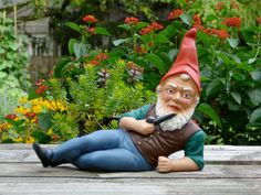 Mental-Floss: A Brief History of Garden Gnomes