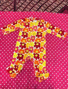 MARIMEKKO Unikko Baby Girl Poppy Unikko Romper Suit Velour Colorful Sz 6 Month 6 #Marimekko #Everyday Marimekko Dress, Romper Suit, Snow Suit, Winter Snow, 6 Months, Poppy, Rompers, Colorful, Suits