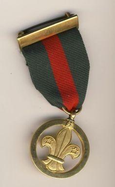 Boy-Scout-medal-award-1940-s