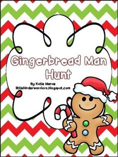 New Ideas Kindergarten Christmas Party Games Gingerbread Man Gingerbread Man Activities, Gingerbread Crafts, Christmas Activities, Gingerbread Men, Gingerbread Man Kindergarten, Christmas Worksheets, Christmas Gingerbread, Winter Activities, Felt Christmas