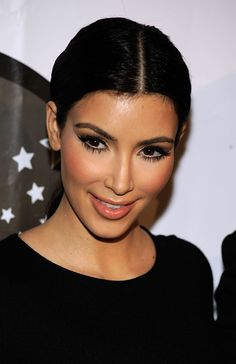 Kim Kardashian Photo - Famous Cupcakes Launch Party