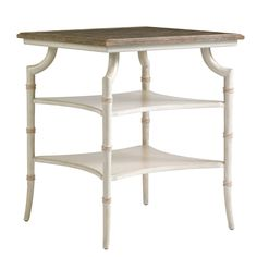 Stanley Furniture Preserve Saybrook Orchid Lamp Table