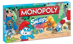 Monopoly: The Smurfs Collector's Edition Board Game USAopoly http://www.amazon.com/dp/B00BBKLLOC/ref=cm_sw_r_pi_dp_xwPLtb00W27RMSJW