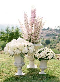 Lavender Inspired Destination Wedding in France: http://www.stylemepretty.com/2015/10/23/lavender-inspired-destination-wedding-in-france/   Photography: Jose Villa - http://josevilla.com/