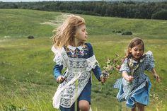 Das lettische #KindermodeLabel #PaadeMode bringt eine Hommage an die Schönheit der Natur!