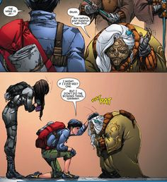 Red Hood and the Outlaws #2 shortly after this he gets his butt whooped