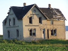 Abandoned Farmhouse,Kewaunee County | Flickr - Photo Sharing!