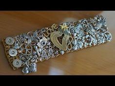 Aprende a hacer pulseras tejidas a gancho - YouTube
