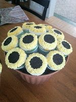 Amanda Bakes and More!: Sunflowers