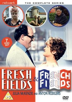 Fresh Fields/French Fields - The Complete Series [DVD] Movies To Watch Online, Watch Movies, Amazon Dvd, British Sitcoms, Dvd Blu Ray, Film Review, Mystery Thriller, Latest Movies, Humor