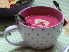 Izioni pyszne smaki: Zupa wiśniowa