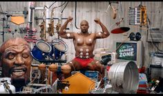 Terry Crews - MUSCLE