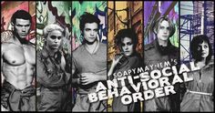 Anti Social Behavioral Order By: SoapyMayhem Hiatus – A group of juvenile delinquents are sentenced to spend their  summer doing community service. When a freak lighting storm gives t...  https://www.fanfiction.net/s/6594255/1/Anti-Social-Behavioral-Order
