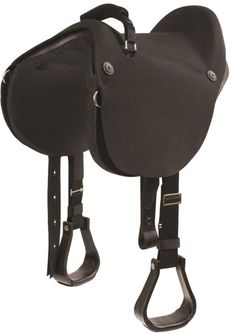 Saddles Tack Horse Supplies - ChickSaddlery.com Mustang Soft Ride Saddle