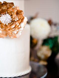 gold wedding cake topper grey likes weddings