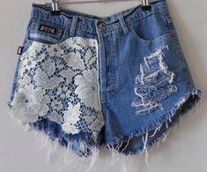 lace shortsss