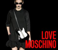 Moschino C&C für crazy Fashionistas!