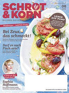 Schrot & Korn Ausgabe 08/2016