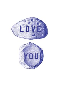 Fortune Stones - #SCHNGVL for Happy Lucky Fun Artzine on Behance