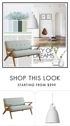 """Simplicity"" by karimaputri on Polyvore featuring interior, interiors, interior design, home, home decor, interior decorating, Ink & Ivy and H&M"