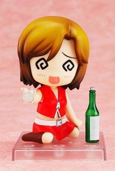 Sakine Meiko Su item es la Cerveza.