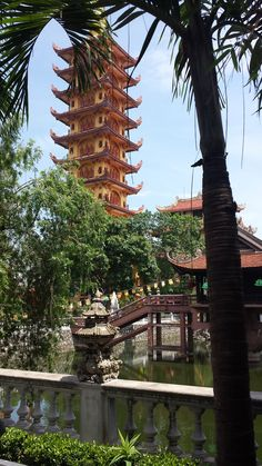 Temple in Hai Phong, Vietnam