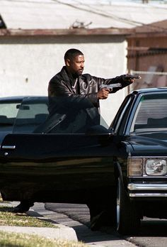 Denzel Washington in Training Day..one of my favorite movies ever!!!