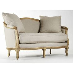 Maison Settee Loveseat | Wayfair