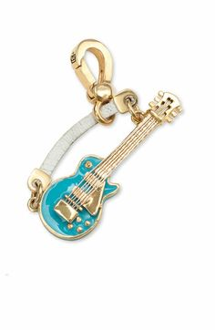 Juicy Couture Guitar Charm
