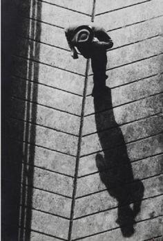 Steve Rumsey - Man on Ramp, 1952