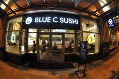 Blue C Sushi, Seattle, WA