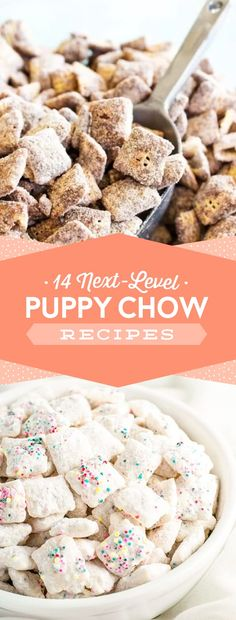 14 Puppy Chow Recipes Every Midwesterner Will Love