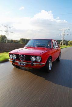Alfa Romeo Alfetta Berlina