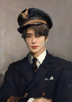 Chef D Oeuvre, Jung Jaehyun, Jaehyun Nct, Kpop Fanart, Boy Art, Renaissance Art, Aesthetic Art, K Idols, Boyfriend Material