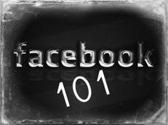 How to get started on Facebook: FB101  www.tarachatzakis.com