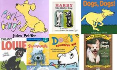 7 Fantastic Dog Books and a Related Activity for Each